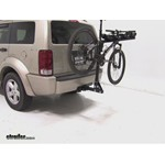 Pro Series Eclipse 4 Hitch Bike Rack Review - 2010 Dodge Nitro
