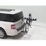 Pro Series Eclipse 4 Hitch Bike Rack Review - 2010 Ford Flex