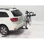 Pro Series Eclipse 4 Hitch Bike Rack Review - 2011 Dodge Journey