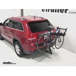 Pro Series Eclipse 4 Hitch Bike Rack Review - 2011 Jeep Grand Cherokee