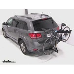 Pro Series Eclipse 4 Hitch Bike Rack Review - 2012 Dodge Journey