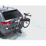Pro Series Eclipse 4 Hitch Bike Rack Review - 2012 Jeep Grand Cherokee