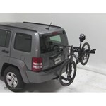 Pro Series Eclipse 4 Hitch Bike Rack Review - 2012 Jeep Liberty