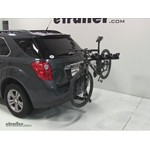 Pro Series Eclipse 4 Hitch Bike Rack Review - 2010 Chevrolet Equinox