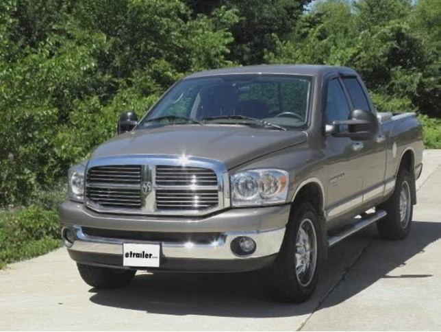 2006 dodge ram pickup custom towing mirrors cipa. Black Bedroom Furniture Sets. Home Design Ideas