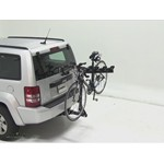 Pro Series Eclipse 4 Hitch Bike Rack Review - 2011 Jeep Liberty