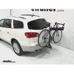 Pro Series Eclipse 4 Hitch Bike Rack Review - 2012 Buick Enclave