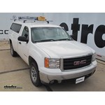 Video install tracrac caprac ladder rack 2008 gmc sierra ta29200