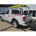 bakflip f1 compatibility with a ladder rack for 2015 ford f-150