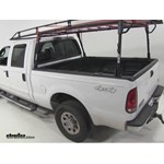 TracRac Steel Rac Truck Bed Ladder Rack Installation - 2005 Ford F-250