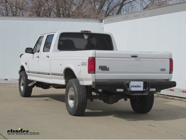 1997 ford f 250 and f 350 heavy duty trailer hitch b and w. Black Bedroom Furniture Sets. Home Design Ideas
