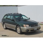 Trailer Hitch Installation - 2000 Subaru Outback Wagon - Draw-Tite