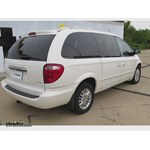 Trailer Hitch Installation - 2001 Chrysler Town and Country - Draw-Tite