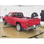 Trailer Hitch Installation - 2001 Dodge Ram Pickup - Curt