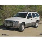 Install Trailer Hitch Jeep Grand Cherokee on 1995 Jeep Cherokee Air Bags