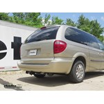 Trailer Hitch Installation - 2003 Dodge Grand Caravan - Draw-Tite
