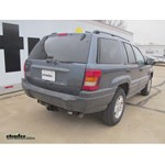 Trailer Hitch Installation - 2003 Jeep Grand Cherokee - Curt