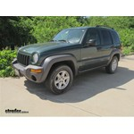 Trailer Hitch Installation - 2003 Jeep Liberty - Draw-Tite