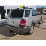 Video install trailer hitch 2003 kia sorento 75516