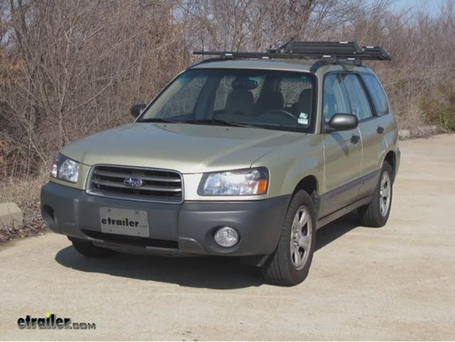 2003 subaru forester draw tite trailer hitch receiver. Black Bedroom Furniture Sets. Home Design Ideas