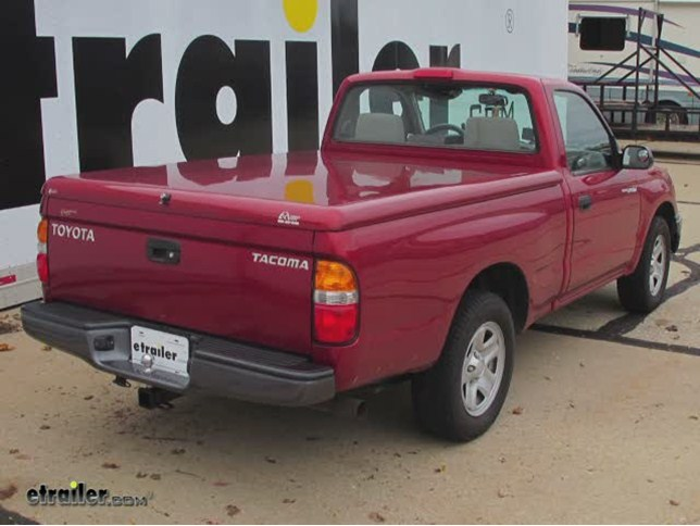 trailer hitch installation 2003 toyota tacoma curt video rh etrailer com toyota tacoma tow package craigslist toyota tacoma tow package 2011