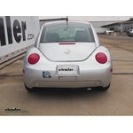 Trailer Hitch Installation - 2003 Volkswagen New Beetle - Draw-Tite