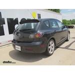 Trailer Hitch Installation - 2004 Mazda 3 - Draw-Tite