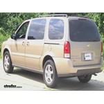 Trailer Hitch Installation - 2005 Chevrolet Uplander - Curt