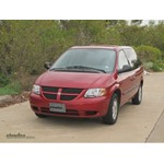Video install trailer hitch 2005 dodge caravan 12362