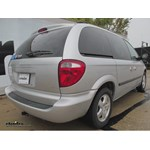 Trailer Hitch Installation - 2005 Dodge Caravan - Draw-Tite