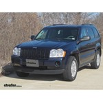 Trailer Hitch Installation - 2005 Jeep Grand Cherokee - Draw-Tite