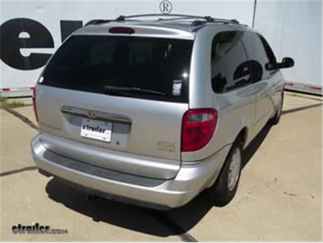 2006 Chrysler Town And Country Trailer Hitch Draw Tite