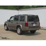 Video install trailer hitch 2006 jeep commander 75338