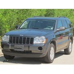 Trailer Hitch Installation - 2006 Jeep Grand Cherokee - Draw-Tite