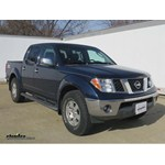 Trailer Hitch Installation - 2006 Nissan Frontier - Draw-Tite