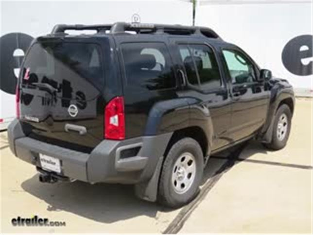 2006 nissan xterra draw tite max frame trailer hitch. Black Bedroom Furniture Sets. Home Design Ideas