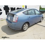 Trailer Hitch Installation - 2006 Toyota Prius - Draw-Tite