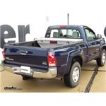Trailer Hitch Installation - 2006 Toyota Tacoma - Draw-Tite
