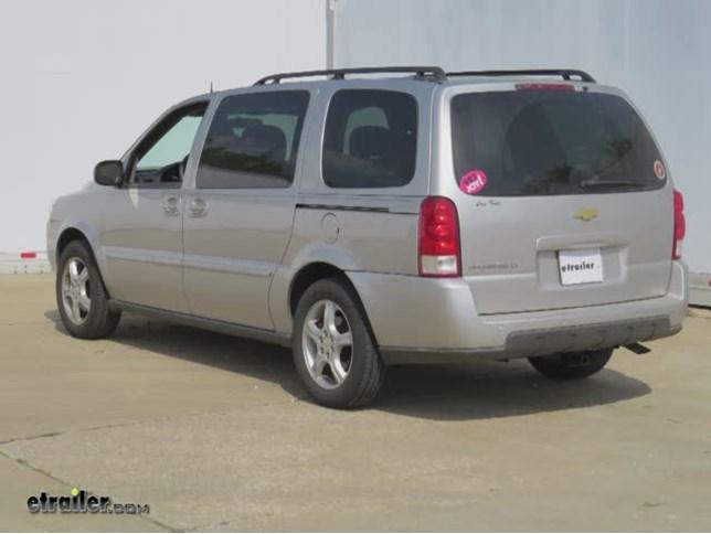 2007 Chevrolet Uplander Trailer Hitch