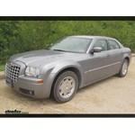 Trailer Hitch Installation - 2007 Chrysler 300 - Curt