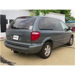 Trailer Hitch Installation - 2007 Dodge Caravan - Draw-Tite