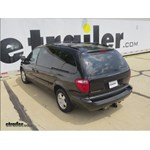 Trailer Hitch Installation - 2007 Dodge Grand Caravan - Draw-Tite