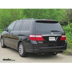 Trailer Hitch Installation - 2007 Honda Odyssey - Draw-Tite