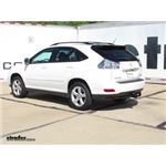 Trailer Hitch Installation - 2007 Lexus RX 350 - Draw-Tite