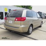 Trailer Hitch Installation - 2007 Toyota Sienna - Draw-Tite