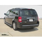 Trailer Hitch Installation - 2008 Chrysler Town and Country - Draw-Tite