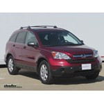 Trailer Hitch Installation - 2008 Honda CR-V - Curt