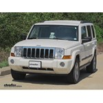 Trailer Hitch Installation - 2008 Jeep Commander - Draw-Tite