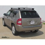 Trailer Hitch Installation - 2008 Jeep Compass - Draw-Tite