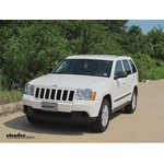 Trailer Hitch Installation - 2008 Jeep Grand Cherokee